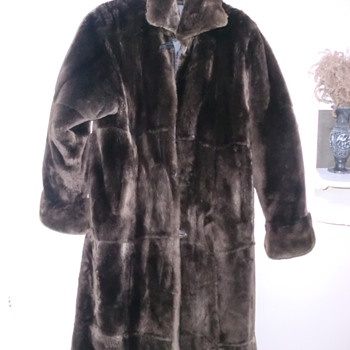 Gorgeous Neiman Marcus Vintage Reversible Sheared Mink Coat? - Womens Clothing