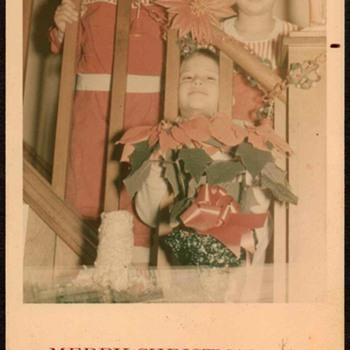 1967 - Christmas Photo - Christmas