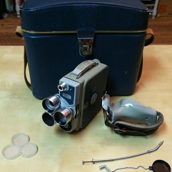 Eumig C3 M 8mm Camera