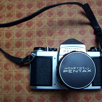 Pentex Honeywell Camera - Early 1970's
