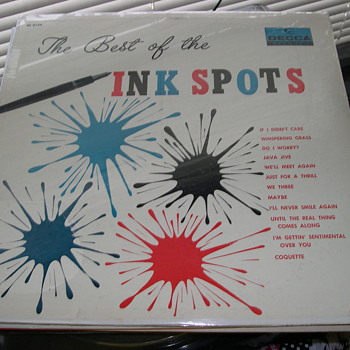 MORE OF MY INK SPOTS COLLECTION SEALED RECORDS PART 3 - Records