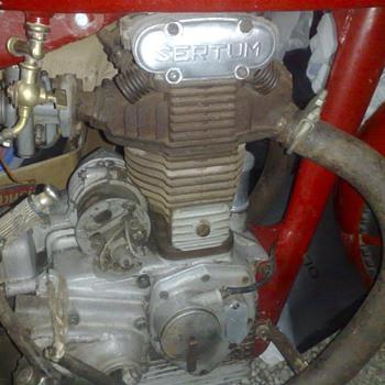Sertum 250 VT (valvole In Testa) - Motorcycles