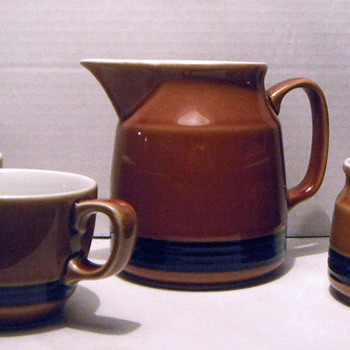 Porcelain Coffee Set - China and Dinnerware