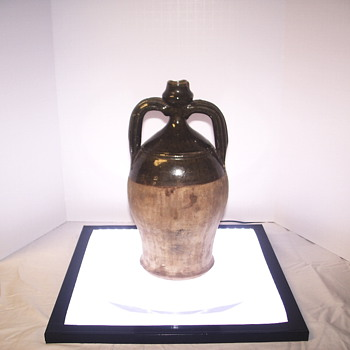 "Stoneware Jug""Very Old """""