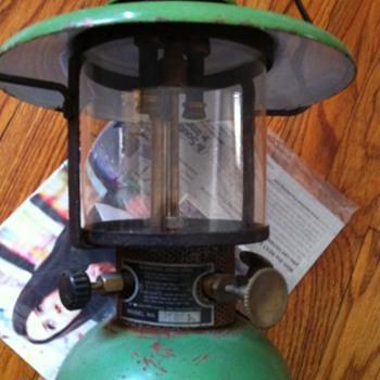 Lenk Mfg Lantern - Lamps
