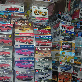 Now where did I put that '93 Mustang GT? - Model Cars