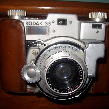 "Older ""Kodak"" 35mm Camera"