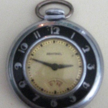 1936 Ingraham Sentinel Pocket watch
