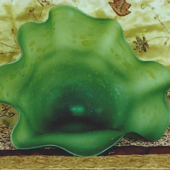 The big green clam