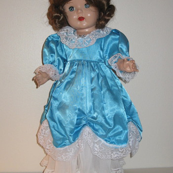1950's doll