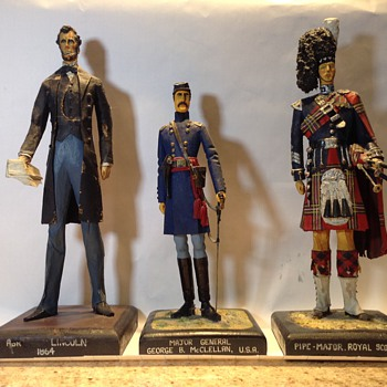 I.H.Arthur Figures