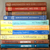 My Vintage Arithmetic Book Collection