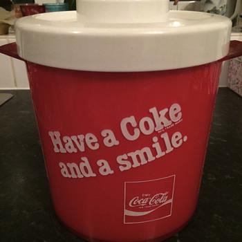 Coca cola pot?
