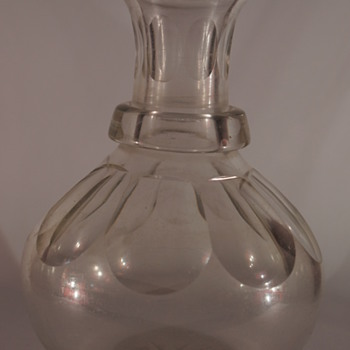 William IV Carafe - Art Glass