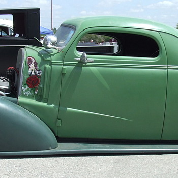 Another great Lead Sled from the show.