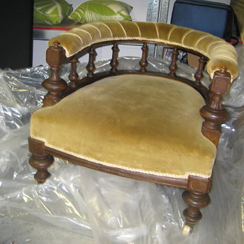 Unusual chair - Furniture