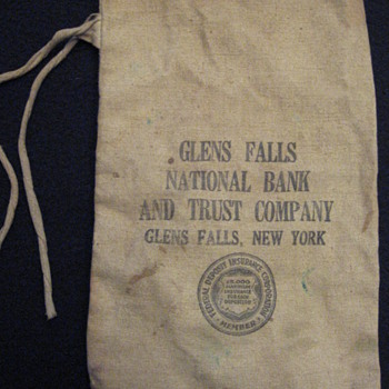 Cloth Bank Bag  - Bags