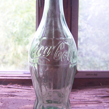 Celebrating 125 Years Coke Bottle