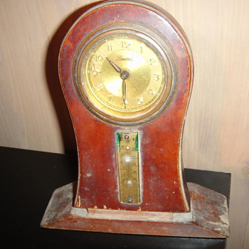 My grandma German Record Clock