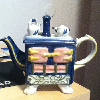 Andrea by Sadek tea pot? Rare or hard to find?