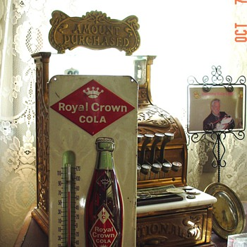 Royal Crown Cola...Thermometer