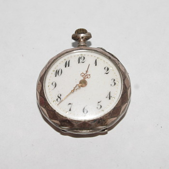 A cute little lady's pocket watch
