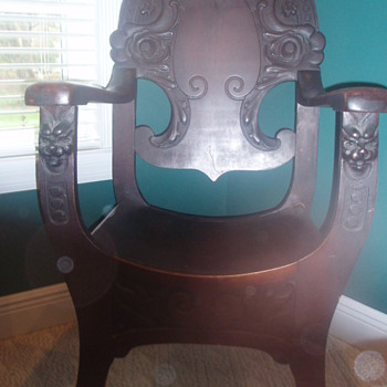 Bucks County Farm House Find! Who am I? French? 1800's? - Furniture