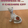 HAPPINESS IS A CHESHIRE CAT