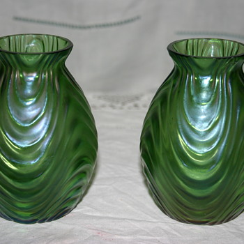 More Loetz Creta - I think...... - Art Glass