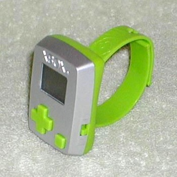 "2006 - Kellogg's Promo Toy - ""X-box Game Watch"""
