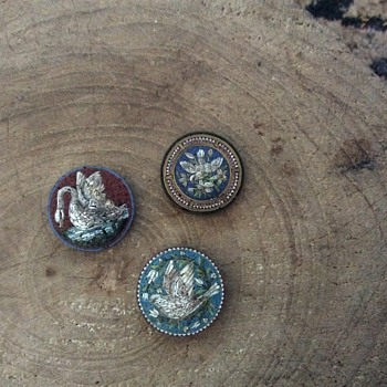 Mosaic tokens - Fine Jewelry