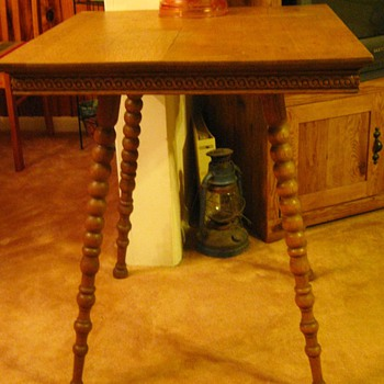 Oak Table - Furniture