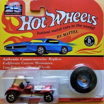 1992 Redline Red Baron  - Model Cars