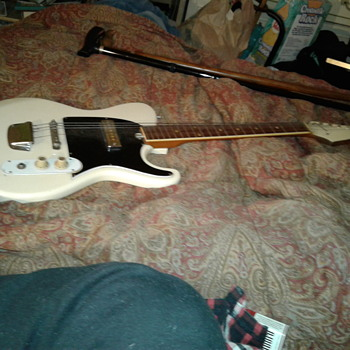 1960s Telecaster copy Guitar Made in Japan