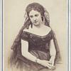 Controversial Actress Adah Isaacs Menken CDV by A. Liebert and Co. of Paris, France