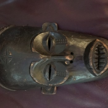 African masks - Visual Art