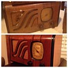 Wood Philco Restoration