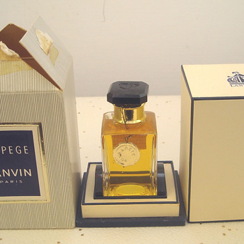 Lanvin Arpege - Bottles