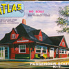 1960s Railroad Model Buildings