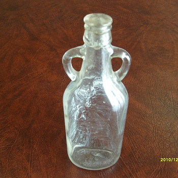 Hmmm, Old Syrup Bottle? - Bottles