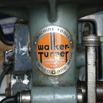walker turner drill press - Tools and Hardware