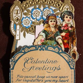 Vintage Valentine - Cards