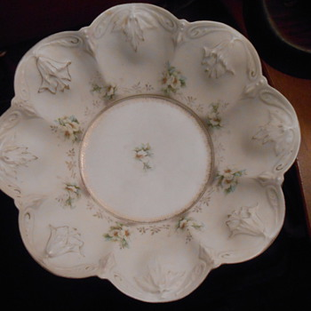 prussia bowl - China and Dinnerware