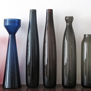 Wiesenthalhütte Collection __ K. Breit | H.H. Engler | K.H. Eisele - Art Glass