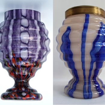 Czech Glass - Shape Comparisons