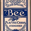 """Bee"" Playing Cards - Sahara Hotel-Casino"