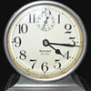 Nickel Westclox Ben Hur Clock Circa 1925