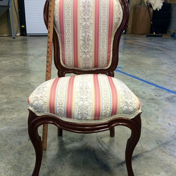 Antique Chair Information