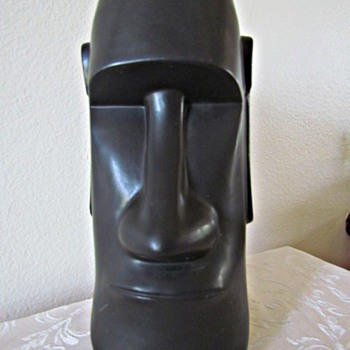"""Easter Island"" Tiki Mug from ""The Tikis"" California Club circa 1970s"