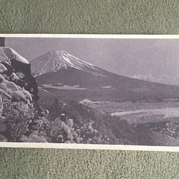Antique WW1 Era Japan Sephia Photographs??